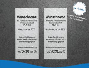 Textil-Label.de Behelfsmasken Etiketten Gewerbe GM-G