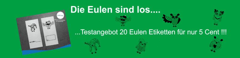 Eulenangebot